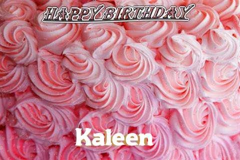 Kaleen Birthday Celebration