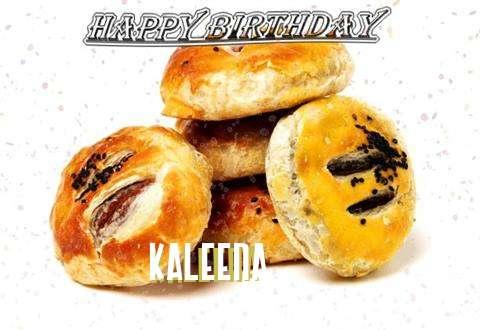 Happy Birthday to You Kaleena