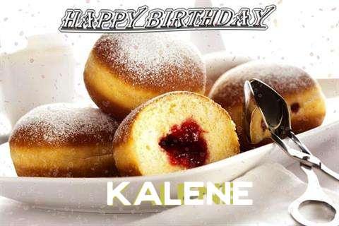 Happy Birthday Wishes for Kalene