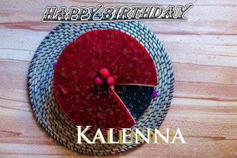 Happy Birthday Wishes for Kalenna