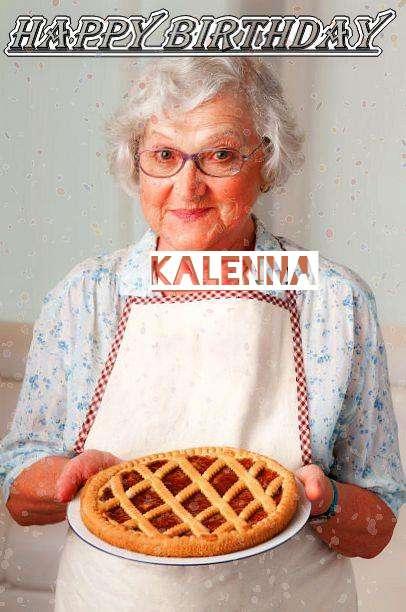 Happy Birthday to You Kalenna