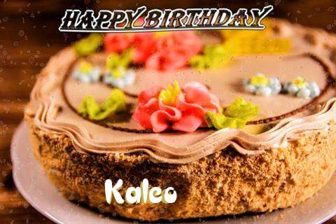 Birthday Images for Kaleo