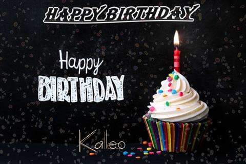 Happy Birthday to You Kaleo