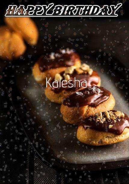 Birthday Wishes with Images of Kalesha