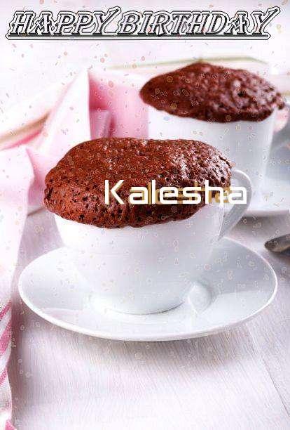 Happy Birthday Wishes for Kalesha