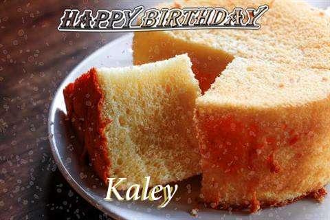 Kaley Birthday Celebration