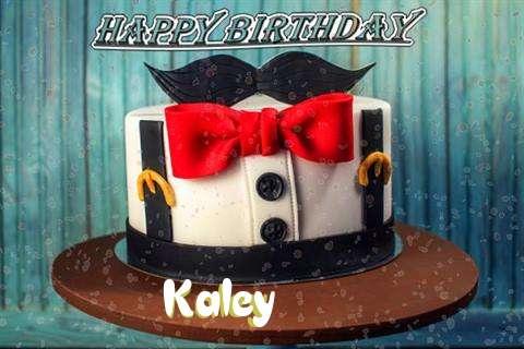 Kaley Cakes