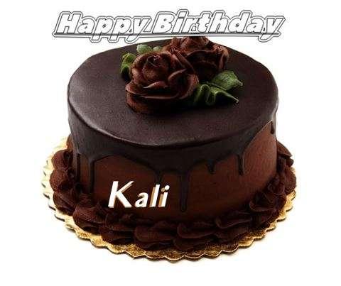 Birthday Images for Kali