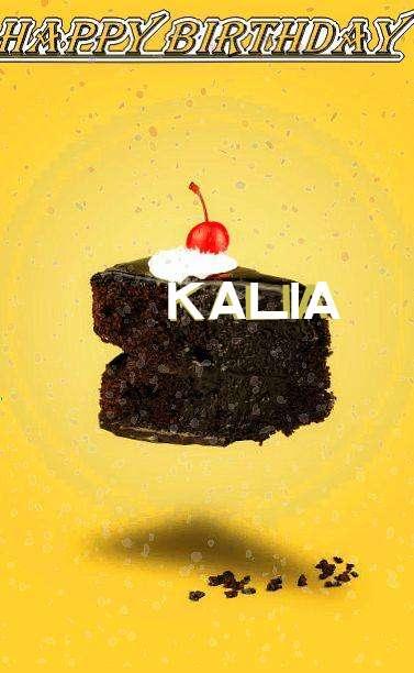 Happy Birthday Kalia