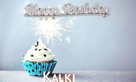 Happy Birthday to You Kalki