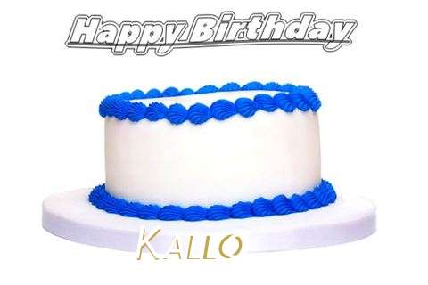 Happy Birthday Kallo