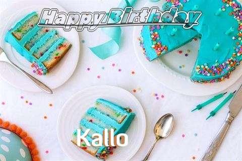 Birthday Images for Kallo