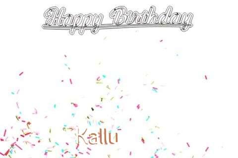 Happy Birthday to You Kallu