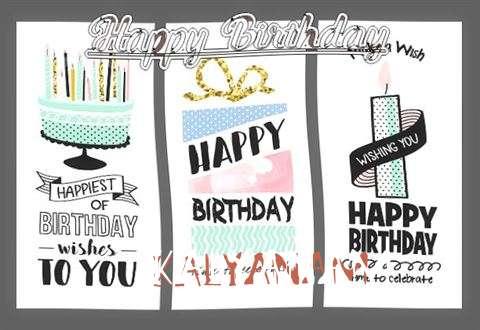 Happy Birthday to You Kalyanam
