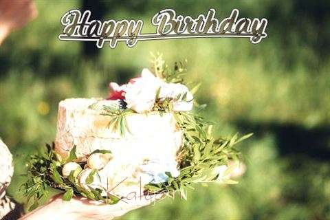 Birthday Images for Kalyani