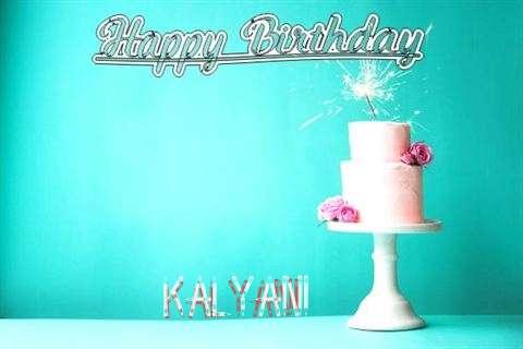 Wish Kalyani