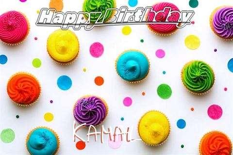 Birthday Images for Kamal