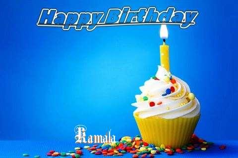 Birthday Images for Kamala