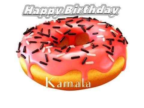 Happy Birthday to You Kamala