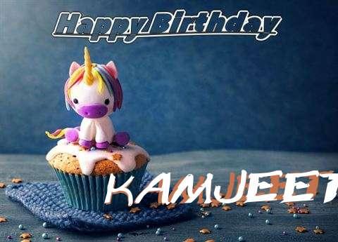 Happy Birthday Kamjeet
