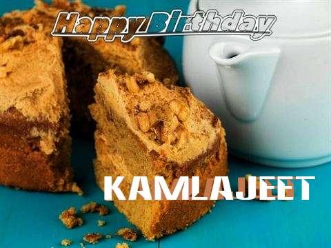 Happy Birthday Kamlajeet