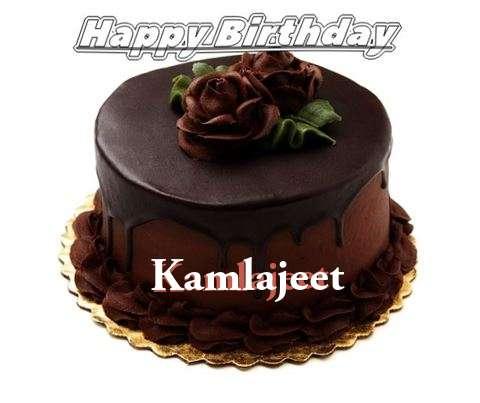 Birthday Images for Kamlajeet