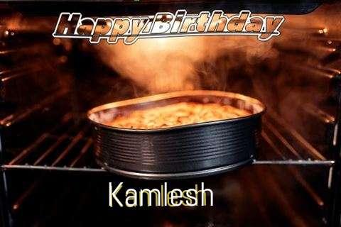 Happy Birthday Wishes for Kamlesh