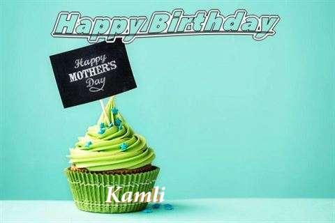 Birthday Images for Kamli