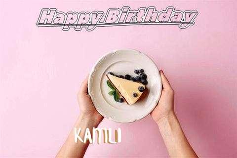 Kamli Birthday Celebration