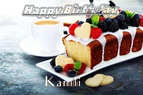 Happy Birthday to You Kamli