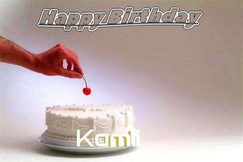 Kamli Cakes
