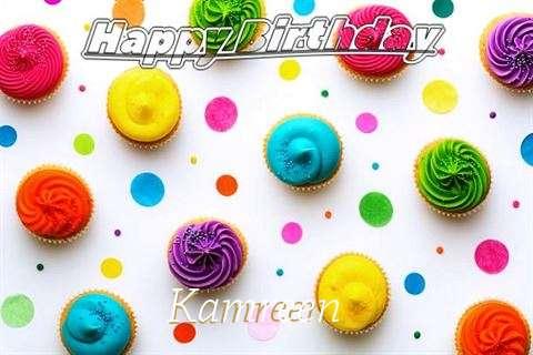 Birthday Images for Kamreen