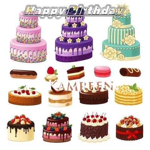 Kamreen Cakes