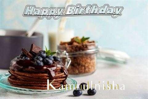 Happy Birthday Kamrulnisha