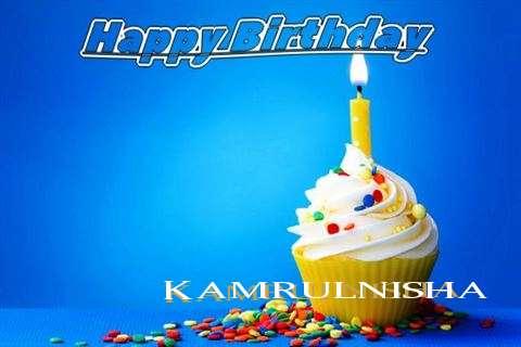 Birthday Images for Kamrulnisha