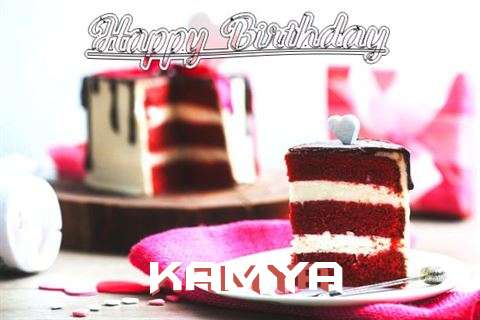 Happy Birthday Wishes for Kamya