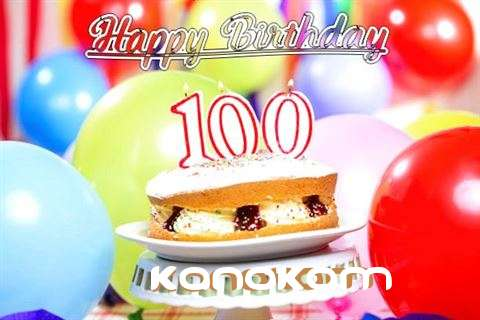 Happy Birthday Kanakam