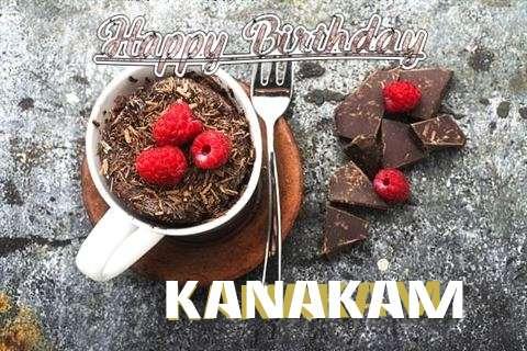 Happy Birthday Wishes for Kanakam