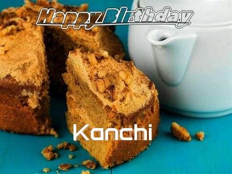 Happy Birthday Kanchi