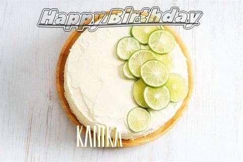 Happy Birthday to You Kanika