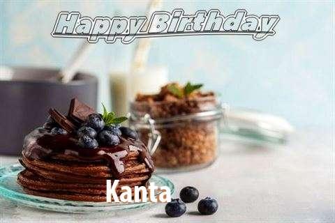 Happy Birthday Kanta