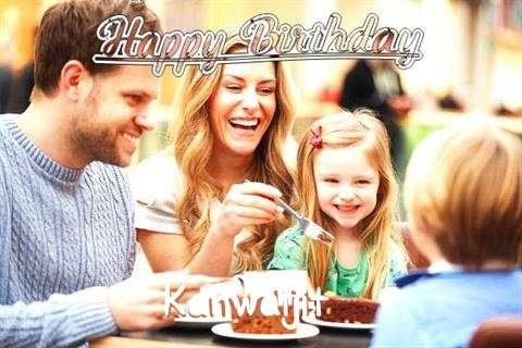 Birthday Wishes with Images of Kanwaljit