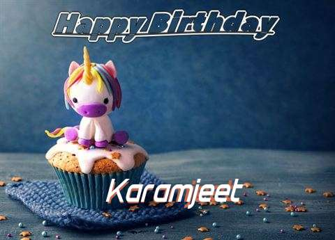 Happy Birthday Karamjeet