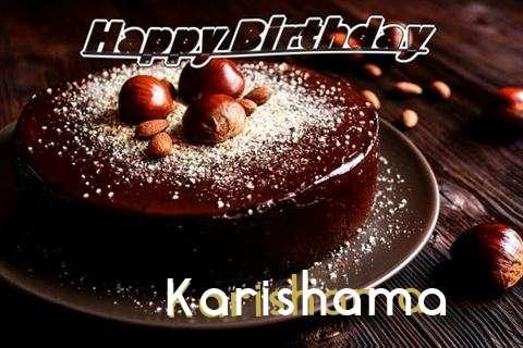 Birthday Wishes with Images of Karishama
