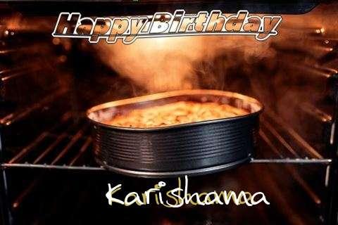 Happy Birthday Wishes for Karishama