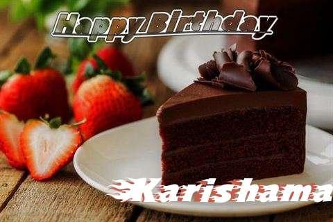 Happy Birthday to You Karishama