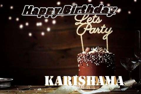 Wish Karishama