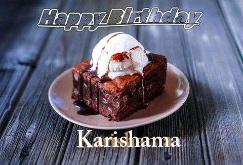 Karishama Cakes