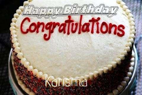 Happy Birthday Karisma