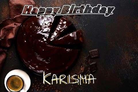 Happy Birthday Wishes for Karisma